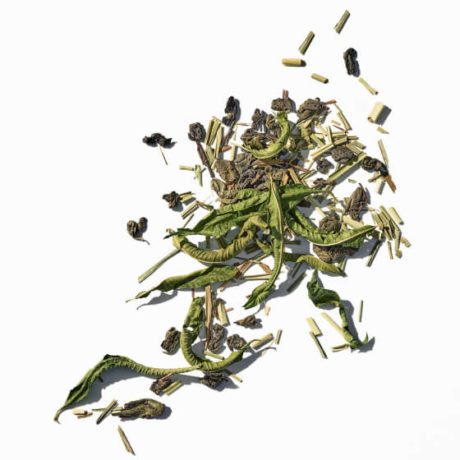 green tea lemongrass & verbena