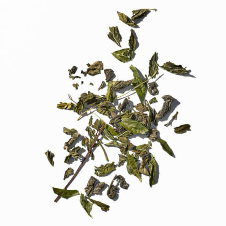green tea spearmint
